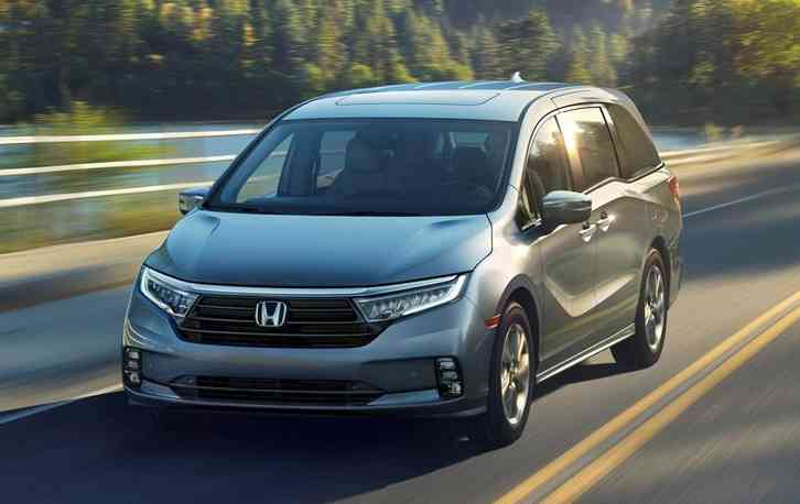 2022 odyssey release date What's new on the 2021 Honda Odyssey?