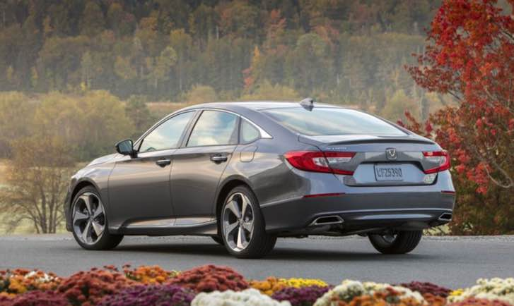 honda accord 2022 model redesign and view